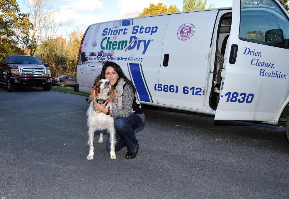 Macomb pet urine removal