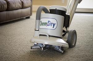 Chem-Dry carpet cleaning