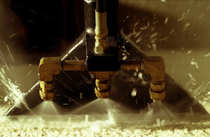 steam cleaning motorhead