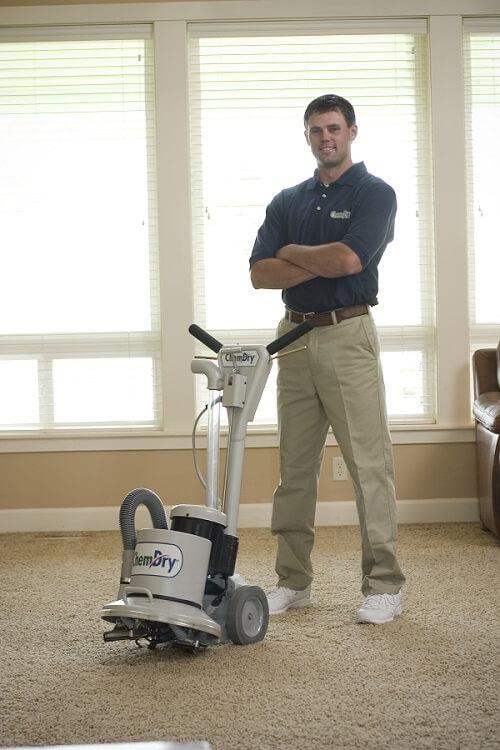 carpet cleaner short stop chem dry