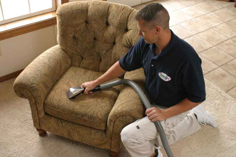 short stop upholstery cleaning