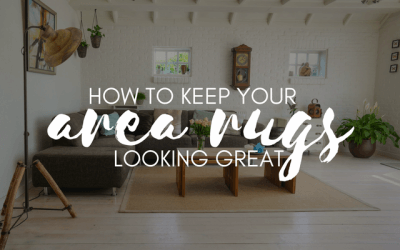 How to Keep Your Rugs Looking Great