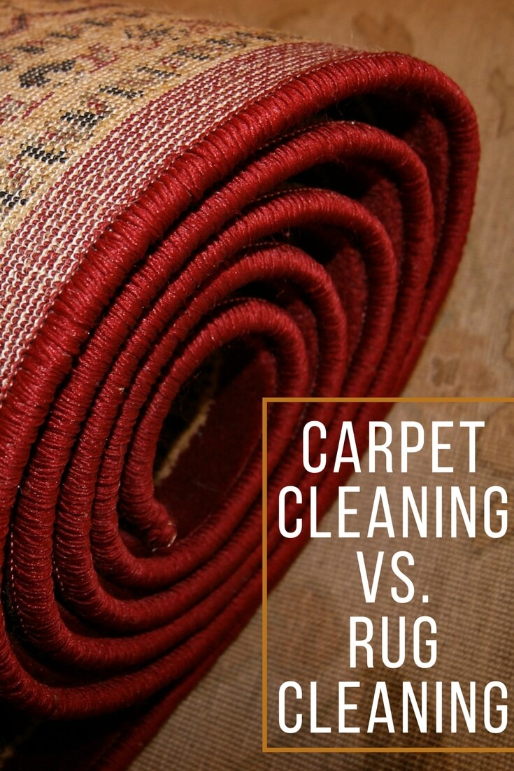 Area Rug Cleaning Vs Carpet