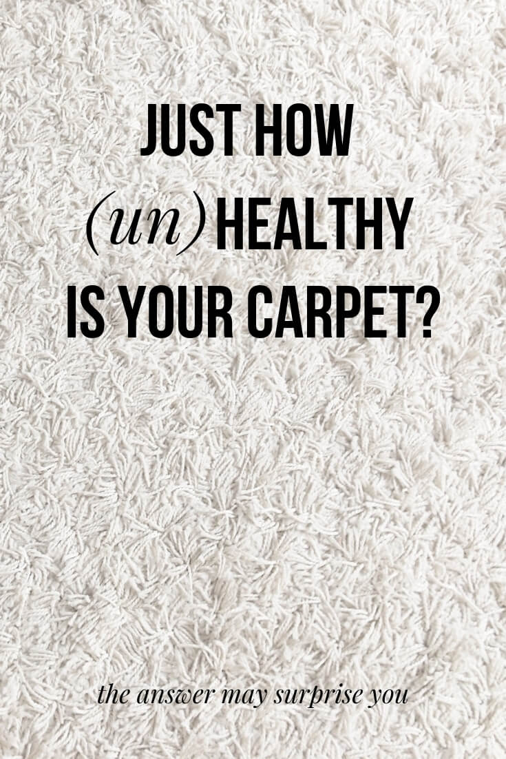 Just How (Un)Healthy is Your Carpet