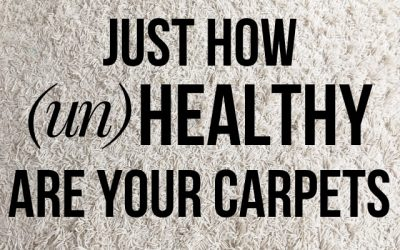 Just How (Un)Healthy is Your Carpet?